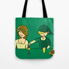 The easy way to get the princess Tote Bag