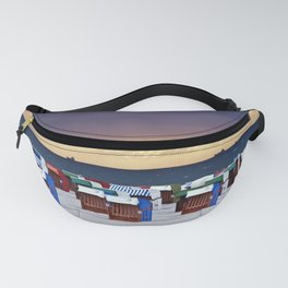 A STORM IS COMING - BALTIC SEA Fanny Pack