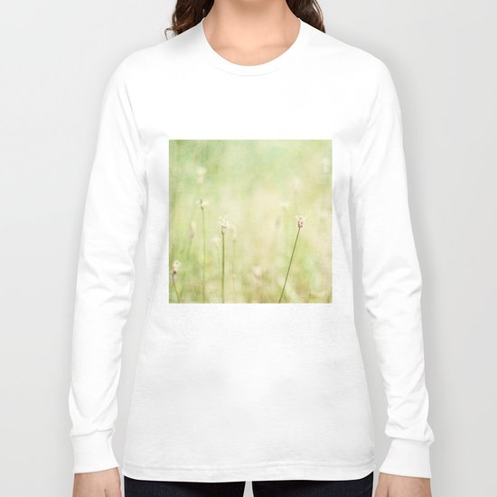 in the field Long Sleeve T-shirt
