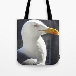 Scot Seagull Tote Bag