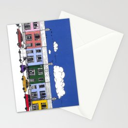 St Johns Terrace, Lewes Stationery Cards