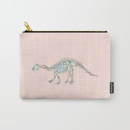 Pastel Brontosaurus Carry-All Pouch