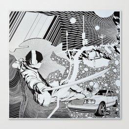Chop Chop Canvas Print