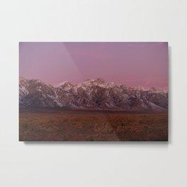 Eastern Sierras 005 Metal Print