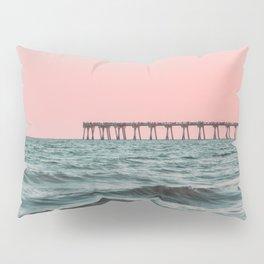 Pink Ocean Pillow Sham