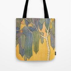 Birch 3 Tote Bag
