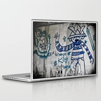 technology Laptop & iPad Skins featuring Cylon Technology by MistyAnn @ What the F-stop Prints