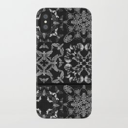 butterfly fly away  iPhone Case