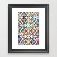 The Benz Framed Art Print