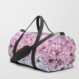 Unicorn Girls Glitter #7 #shiny #pastel #decor #art #society6 Duffle Bag