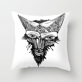 Dreamlord I Throw Pillow