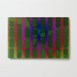Colorandblack serie 355 Metal Print