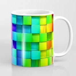 Cubical Coffee Mug