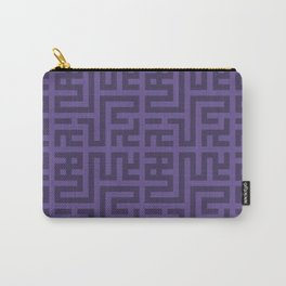 Snake Very Violet Carry-All Pouch