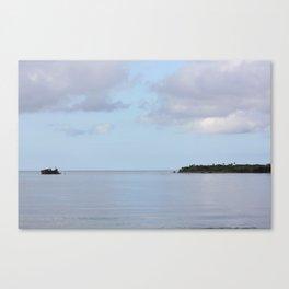 Treasure Island Photo Canvas Print