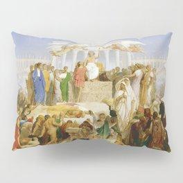 The Age of Augustus, the Birth of Christ by Jean-Léon Gérôme (1854) Pillow Sham