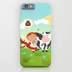 The milkmaid iPhone 6s Slim Case