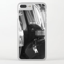 Scooters Clear iPhone Case