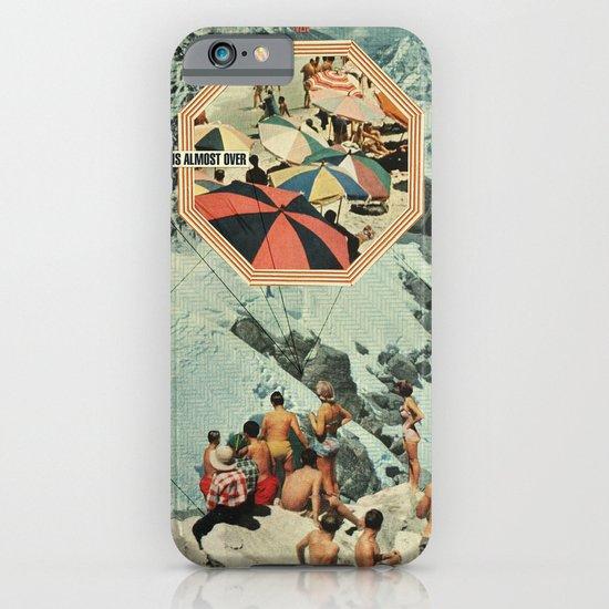 Start of Summer iPhone & iPod Case