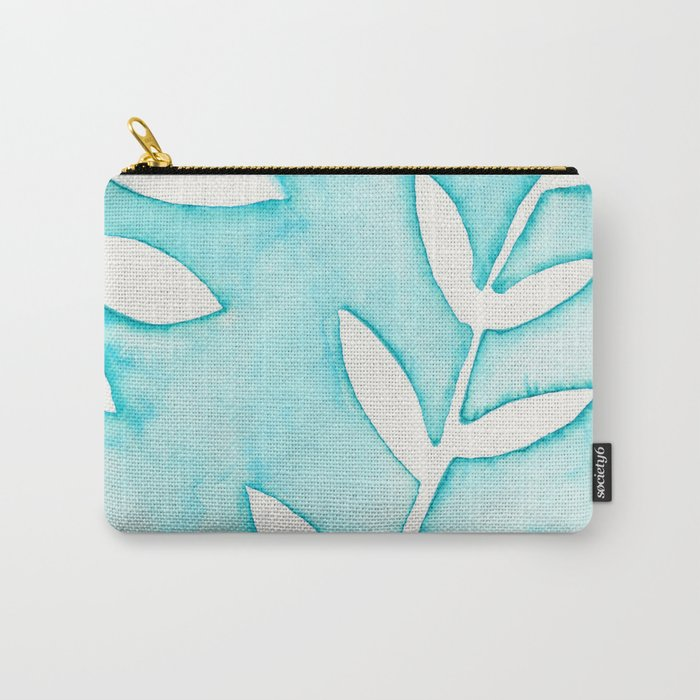 Negative Nature No. 16 Carry-All Pouch