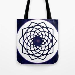 Pure Bliss Abstract Chakra Art Tote Bag