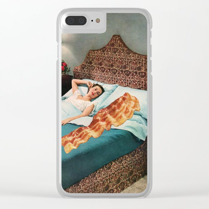 Relationship Goals Clear iPhone Case