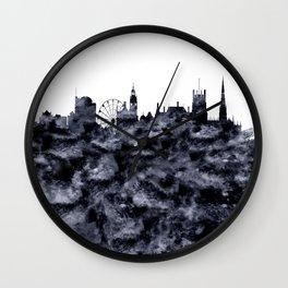 Sheffield Skyline Great Britain Wall Clock