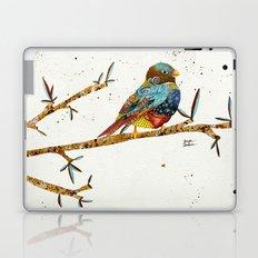 Twilight Bird 2 Laptop & iPad Skin