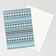 Tribal Scarf Stationery Cards