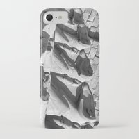 guardians iPhone & iPod Cases featuring Loyal Guardians by Brian Raggatt