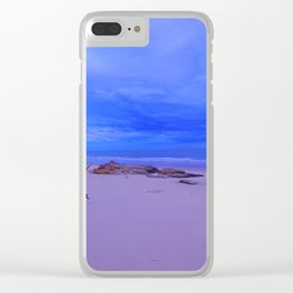 Before the Storm on the Kimberley Coast Clear iPhone Case