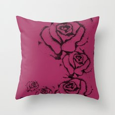 Rose' Throw Pillow