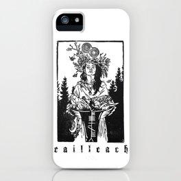 Cailleach iPhone Case