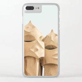Idealistic Clear iPhone Case