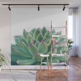 tropical succulent Wall Mural