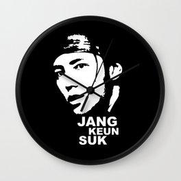 Jang Keun Suk Wall Clock