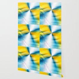 Silver Lining Wallpaper
