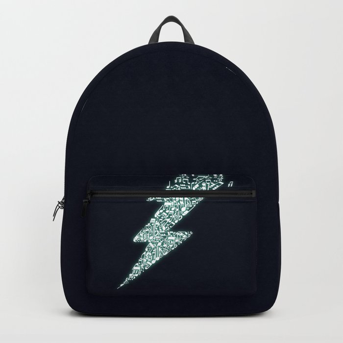 Electro music Backpack