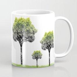 Rooted Sound V (clarinet) Coffee Mug