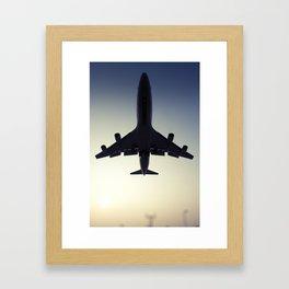 Flight2 Framed Art Print