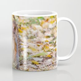 Shall we dance an Autumn waltz? Coffee Mug