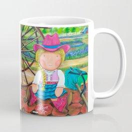 """Mia """"The Cowgirl"""" Coffee Mug"""