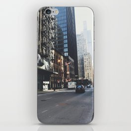 Chicago Street View iPhone Skin