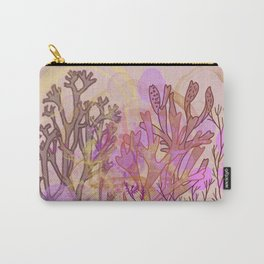 Seaweed Garden Carry-All Pouch