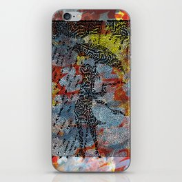 rainy day 1 iPhone Skin