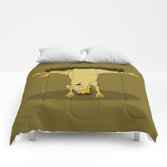 Monogram T Pony Comforters