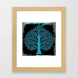 Bodhi Tree0107 Framed Art Print