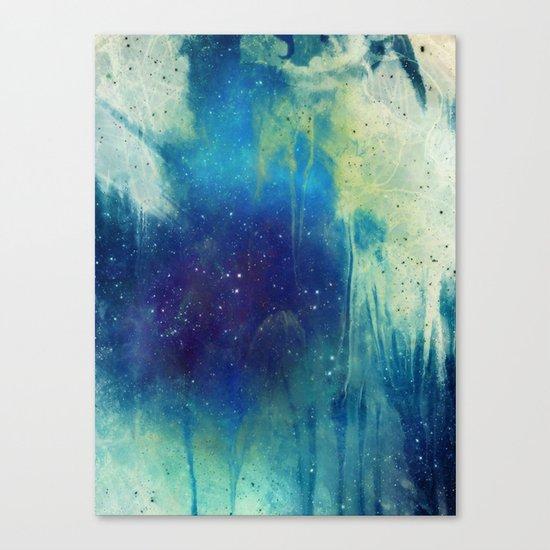 Veil of Infinity Canvas Print