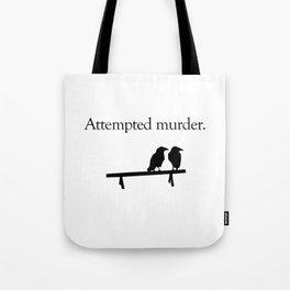 Attempted Murder Umhängetasche