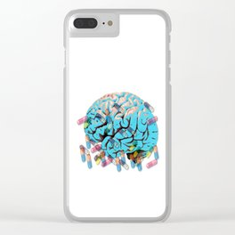 Top on Clear iPhone Case